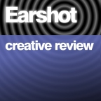 Earshot Creative Review logo