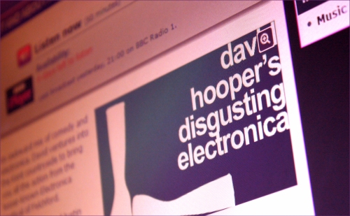 David Hooper's Disgusting Electronica