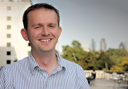 The BBC's Chris Reay