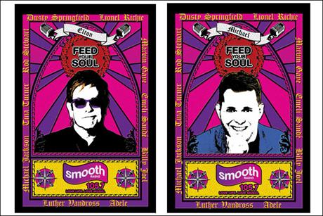 Smooth Radio to launch 'Feed Your Soul' campaign
