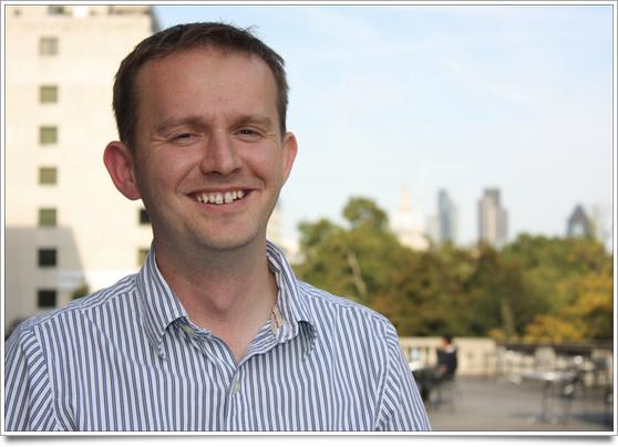 Chris Reay of BBC Radio 2
