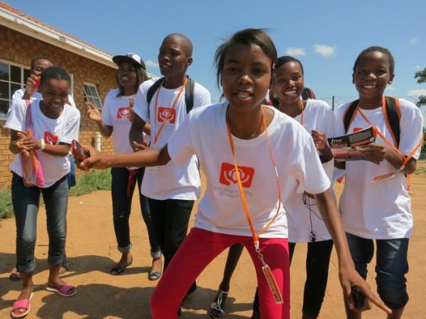 Childrens Radio Foundation participants