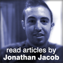 articles by Jonathan Jacob