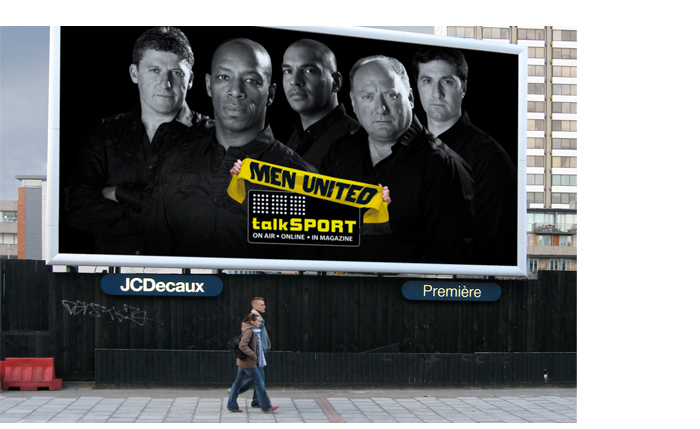 TalkSPORT - men united