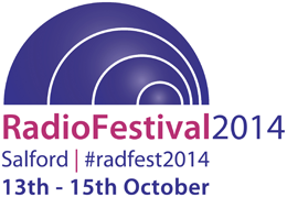 The Radio Festival, Salford, 13-15 October