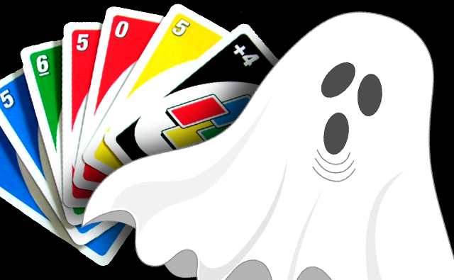 A spooky night, saved by radio and Uno cards
