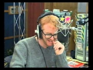 Chris Evans webcam