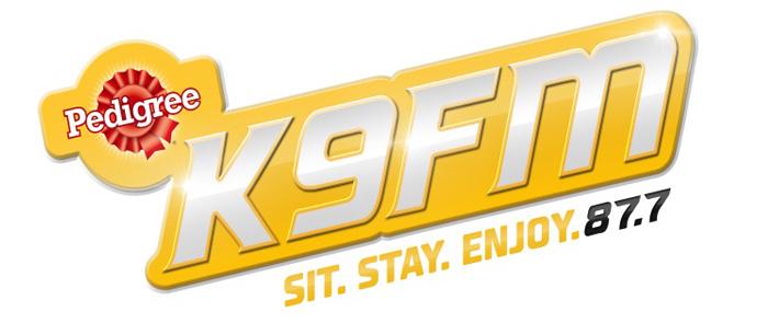 K9FM logo