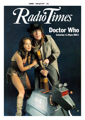 Louise first played the part of Leela in 1977 and went on to become a travelling companion to Tom Baker's Dr Who in two seasons of the show.