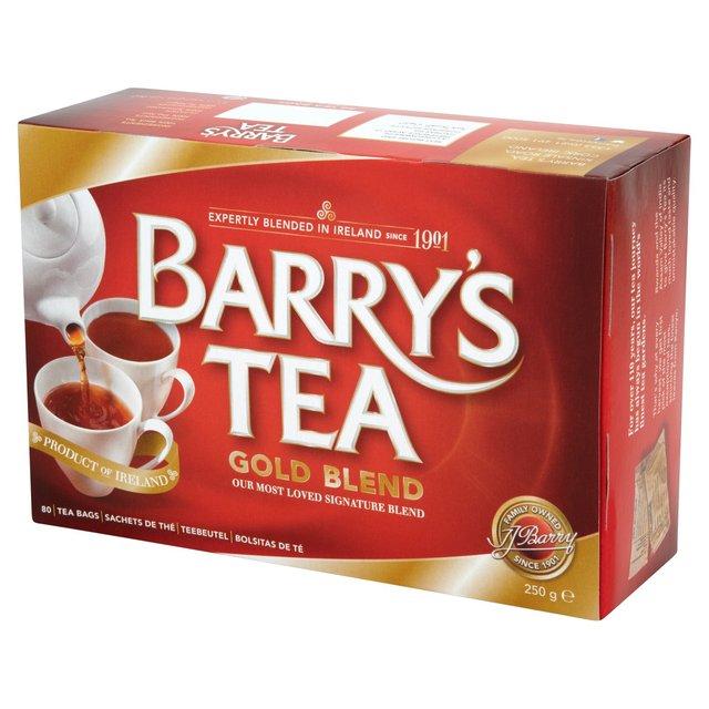 Barrys tea box
