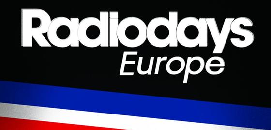 Radiodays Europe banner