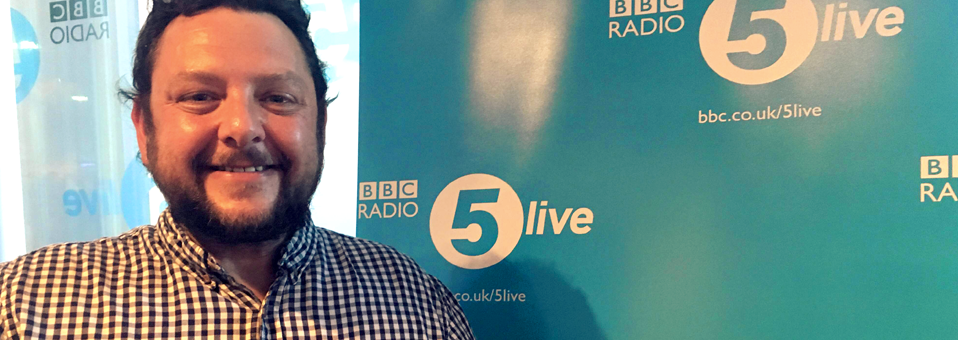 Earshot podcast: 5 Live and 2FM imaging