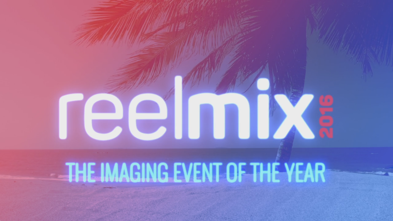 ReelMix 2016: day one afternoon