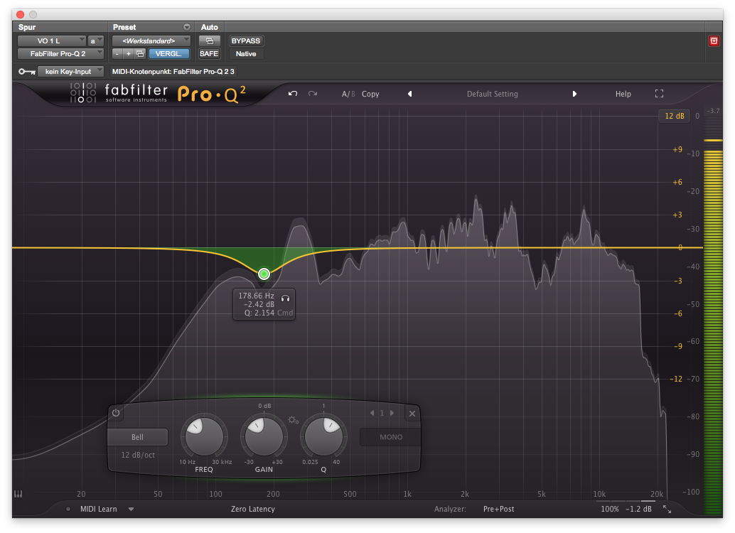 Better mix eq