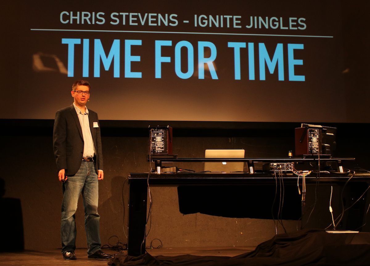 Chris Stevens - Time for time