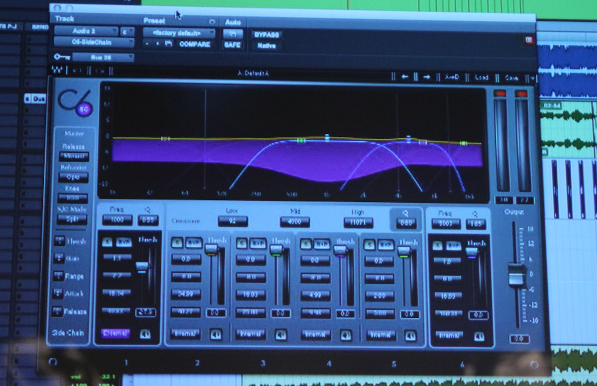 Niels and Joost's C6 plugin