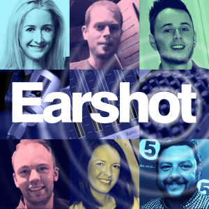 Earshot podcast graphic