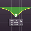 How to enhance voice recording with EQ