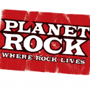 Planet Rock motorway billboards