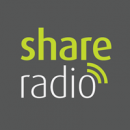 Share Radio advertises on the Tube