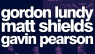 Podcast: Gordon Lundy, Matt Shields and Gavin Pearson