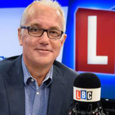 LBC breaks the competition with Eddie Mair