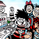 Beano characters take over Fun Kids