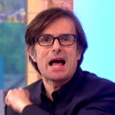 Robert Peston & Andrew Marr style it out on social