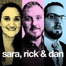 Earshot podcast: Sara Hashem, Rick Loynes & Dan Seavers